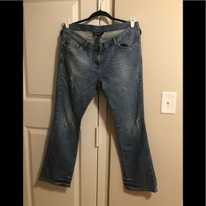 INC International Concept Woman's Size 12P Jeans